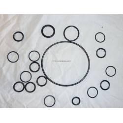 1X 6.35 LHS hydraulic tube