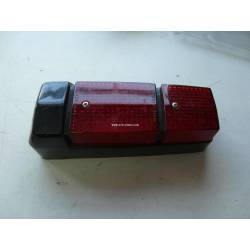 Pallas rear light lens - from sept. 69