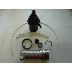 Complete LHM front suspension cylinder - from sept.66