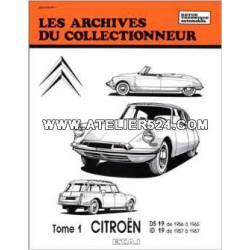Les archives du collectionneur - DS tome1