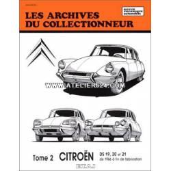 Les archives du collectionneur - DS tome2