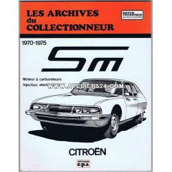 Les archives du collectionneur - SM 70 à 75