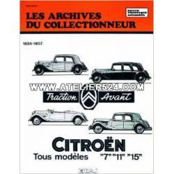 Les archives du collectionneur - Traction