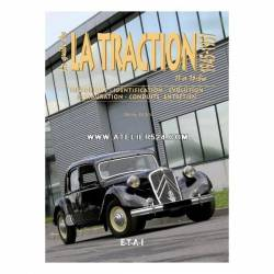 Le guide de la Traction 1954 - 1957