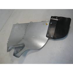Rear height corrector Closing plate