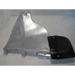 Rear locking plate - right