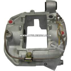 LHM right brake caliper with piston
