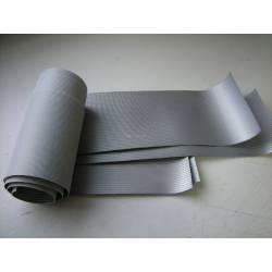 Kit de garniture de brancard argent D/G Av/Ar