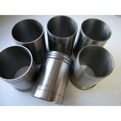 Set of 6 liners - 3 L. engine - SM