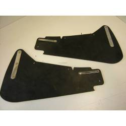 Mud flap kit - rear wheels