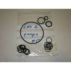 Pochette de joints pompe HP 7 pistons LHS2