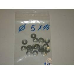 20 Rondelles contacts 5x16