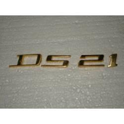 Monograme coffre AR DS 21