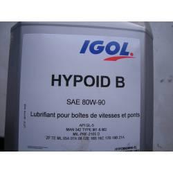 Huile de boite HYPOYD 80/90 - 1 litre