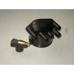 MARCHAL distributor cap with rotor - sept.65 to sept.69