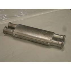 Pot central acier SM