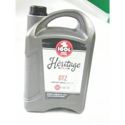 Huile moteur IGOL GTZ 20 w 50 bidon de 5 litres